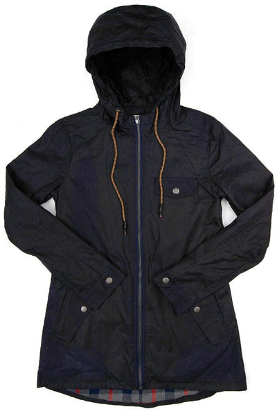 Bridge & Burn Warbler Waxed Cotton Jacket