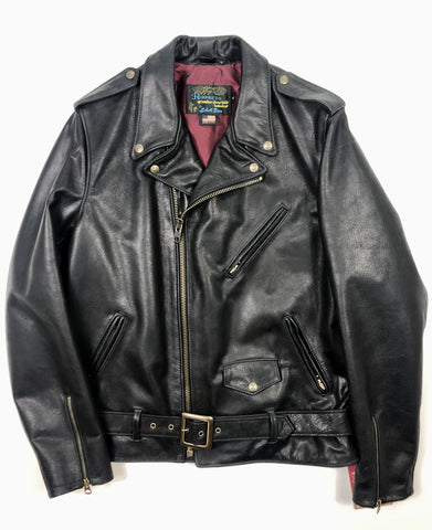Schott PER22 Cowhide Perfecto Leather Jacket