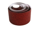 ROSEROSA Peel and Stick Glitter Sand Crafting Tape Instant Self-Adhesive Border Sticker - Wine