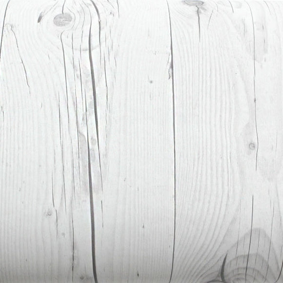 ROSEROSA Peel and Stick PVC Reclaimed Wood Self-adhesive Covering Countertop Blacksplash 22344
