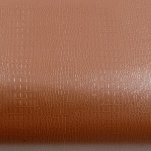 ROSEROSA Peel and Stick PVC Leather Self-Adhesive Covering Countertop Backsplash Lizard MG5131-2