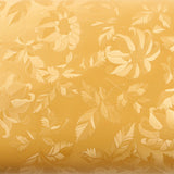 ROSEROSA Peel and Stick PVC Instant Floral Decorative Self-Adhesive Film Countertop Backsplash Olivia Gold Pearl MG5200-3 : 1.96 Feet X 8.20 Feet