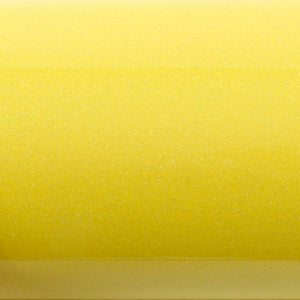 ROSEROSA Peel and Stick PVC High Glossy Solid Pearl Instant Decorative Self-Adhesive Film Countertop Backsplash Yellow PGS5500-14 : 1.96 Feet X 8.20 Feet