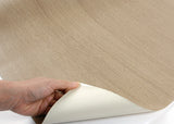 ROSEROSA Peel and Stick PVC Oak Wood Instant Self-adhesive Covering Countertop Backsplash PG9154-3