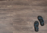 ROSEROSA Peel and Stick Engineered PVC Plank Wood Pattern Durable Vinyl Flooring (ECK-805 : 5 Planks)
