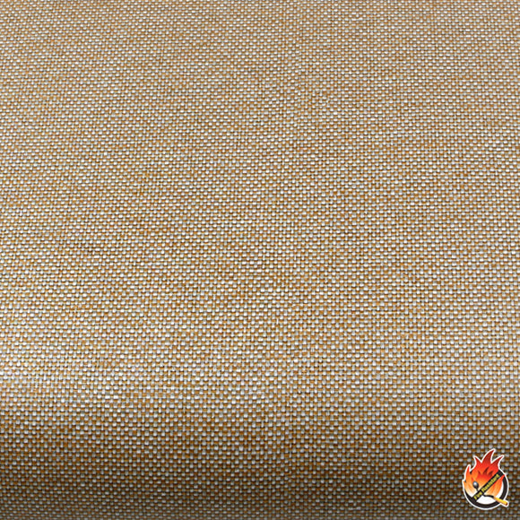 ROSEROSA Peel and Stick Flame Retardation PVC Self-Adhesive Covering Countertop Shine Mesh FAB016