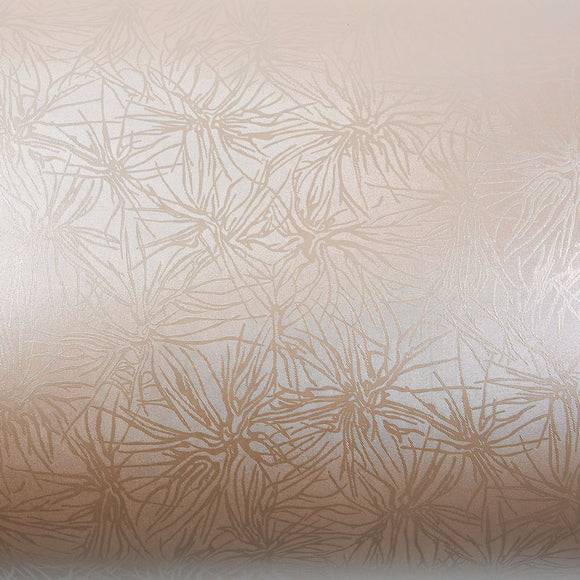 ROSEROSA Peel and Stick Flame Retardation Polyester Reflection Self-adhesive Covering FL7100-10