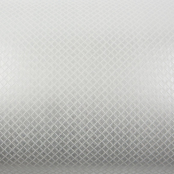 ROSEROSA Peel and Stick Flame Retardation Polyester Leather Check Self-adhesive Covering FL7100-11
