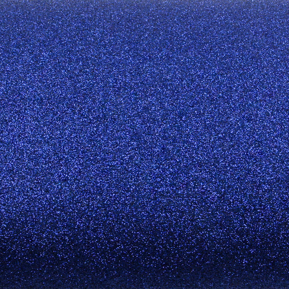 ROSEROSA Peel and Stick Glitter Sand Crafting Tape Instant Self-Adhesive Border Sticker - Blue