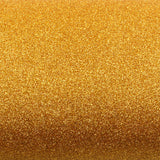 ROSEROSA Peel and Stick Glitter Sand Crafting Tape Instant Self-Adhesive Covering Wallpaper - Gold