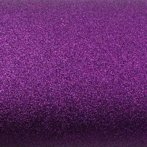 ROSEROSA Peel and Stick Glitter Sand Crafting Tape Instant Self-Adhesive Covering Wallpaper - Violet