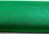 ROSEROSA Peel and Stick Glitter Sand Crafting Tape Instant Self-Adhesive Covering Wallpaper - Green