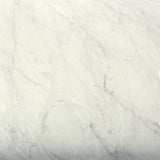 ROSEROSA Peel and Stick PVC Marble Self-Adhesive Covering Countertop Backsplash Carrara PGS4133