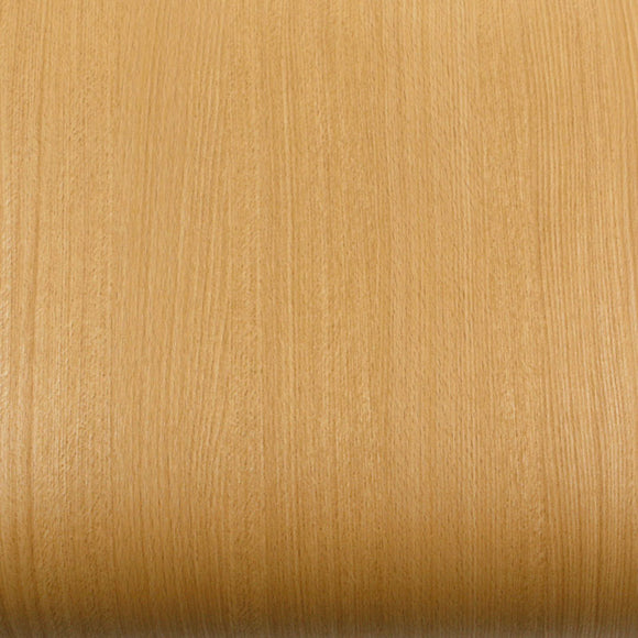 ROSEROSA Peel and Stick PVC Beech Wood Instant Self-adhesive Covering Countertop Wallpaper KW051N
