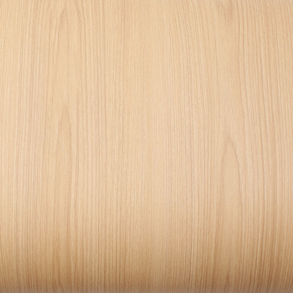 ROSEROSA Peel and Stick PVC Teak Wood Self-adhesive Covering Countertop KW242L