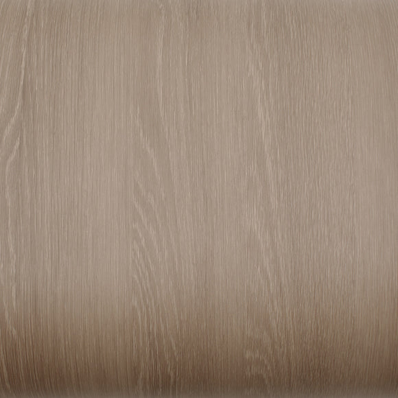 ROSEROSA Peel and Stick PVC Ash Wood Instant Self-adhesive Wallpaper Covering Countertop KW306L
