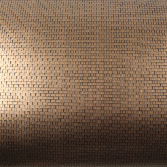 ROSEROSA Peel and Stick PVC Instant Leather Pattern Decorative Self-Adhesive Film Countertop Backsplash Leather Brown Pearl LT677 : 2.00 Feet X 6.56 Feet