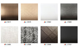 ROSEROSA Peel and Stick Polyester Dotted Check Self-Adhesive Covering Countertop Backsplash LT707
