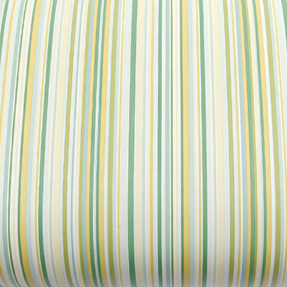 ROSEROSA Peel and Stick PVC Stripe Decorative Instant Self-Adhesive Covering Countertop Backsplash Rainbow LW351 : 2.00 Feet X 6.56 Feet