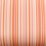 ROSEROSA Peel and Stick PVC Stripe Decorative Instant Self-Adhesive Covering Countertop Backsplash Rainbow LW352 : 2.00 Feet X 6.56 Feet