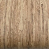 ROSEROSA Peel and Stick PVC Artificial Wood Self-adhesive Covering Countertop Backsplash Panel LW481