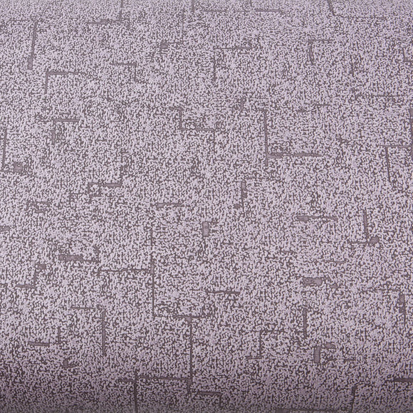 ROSEROSA Peel and Stick PVC Instant Fabric Self-Adhesive Covering Countertop Backsplash Violet LW860
