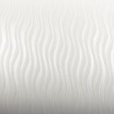ROSEROSA Peel and Stick Flame Retardant PVC Wave Instant Self-Adhesive Covering Countertop Backsplash Wave MF252(5128-1) : 2.00 Feet X 6.56 Feet