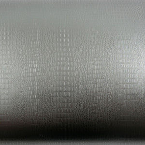 ROSEROSA Peel and Stick PVC Leather Self-Adhesive Covering Countertop Backsplash Lizard MG255