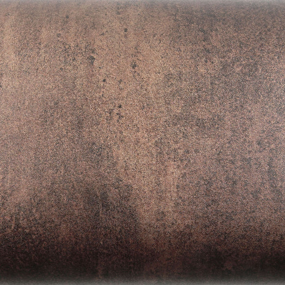 ROSEROSA Peel and Stick PVC Instant Metallic Decorative Self-Adhesive Film Countertop Backsplash Imperial Bronze MG265(1370-4) : 2.00 feet X 6.56 feet