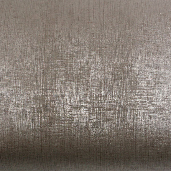 ROSEROSA Peel and Stick PVC Metallic Self-Adhesive Covering Countertop Luxury Ash MG5010-1
