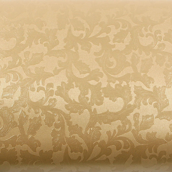 Peel and Stick PVC Instant Floral Decorative Self-Adhesive Film Countertop Backsplash Elizabeth MG5115-6 : 1.96 Feet X 8.20 Feet