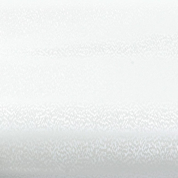ROSEROSA Peel and Stick PVC Textile Self-Adhesive Covering Countertop Backsplash White MG5159-4