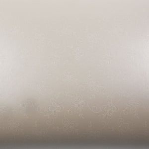 ROSEROSA Peel and Stick PVC Dotted Flower Self-Adhesive Covering Countertop Backsplash MG5165-2