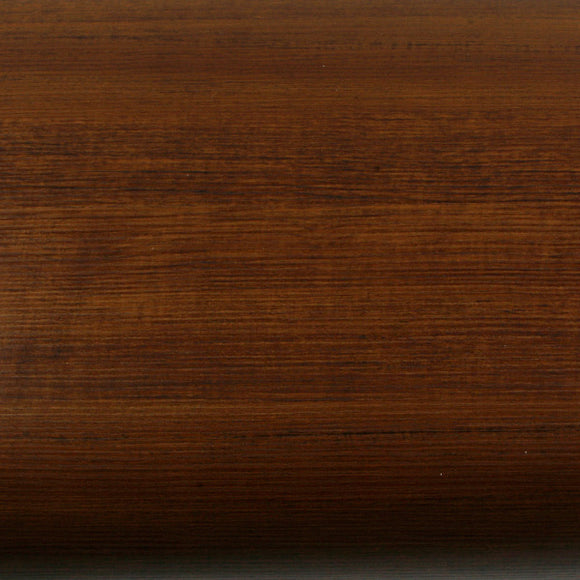 ROSEROSA Peel and Stick PVC Horizontal Teak Self-adhesive Covering Countertop Backsplash PG4345-5