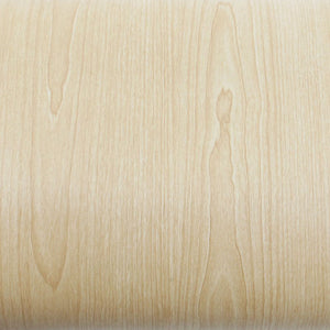 ROSEROSA Peel and Stick PVC Flame Retardation Natural Cherry Wood Self-adhesive Covering PF4003-2