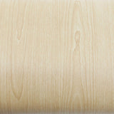 ROSEROSA Peel and Stick PVC Natural Cherry Self-Adhesive Covering Countertop Backsplash PG4003-2