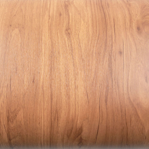 ROSEROSA Peel and Stick Flame retardation PVC Instant Premium Wood Decorative Self-Adhesive Film Countertop Backsplash Newyork Mahogany PF4067-2 : 2.00 Feet X 6.56 Feet