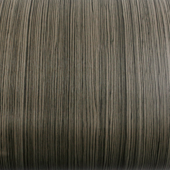 ROSEROSA Peel and Stick PVC Flame Retardation Stripe Wood Self-adhesive Covering Countertop PF4071-1
