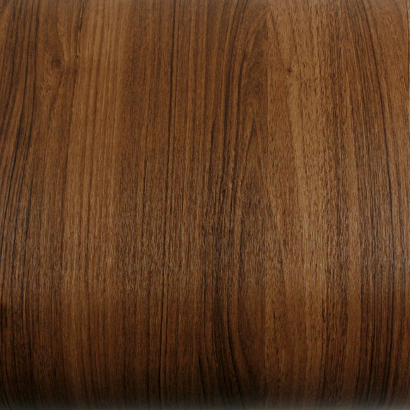 ROSEROSA Peel and Stick Flame Retardant PVC Instant Premium Wood Decorative Self-Adhesive Film Countertop Backsplash Royal Oak PF4166-1 : 2.00 Feet X 6.56 Feet