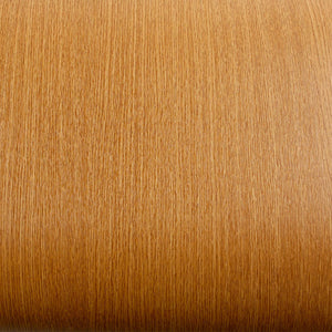 ROSEROSA Peel and Stick PVC Flame Retardation Oak Wood Self-adhesive Covering Countertop PF576