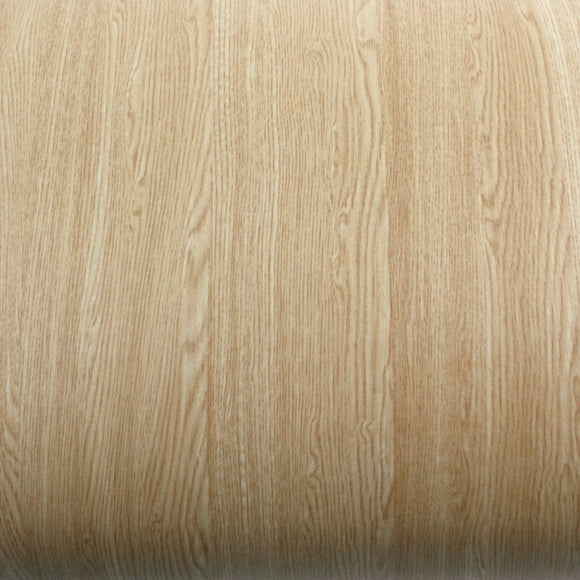 ROSEROSA Peel and Stick Flame retardation PVC Pine Wood Self-adhesive Covering Countertop PF593
