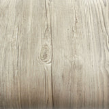 ROSEROSA Peel and Stick PVC Antique Pine Self-adhesive Covering Countertop Backsplash PG592