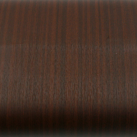 ROSEROSA Peel and Stick PVC Mahogany Instant Self-Adhesive Covering Countertop Backsplash PG4055-2