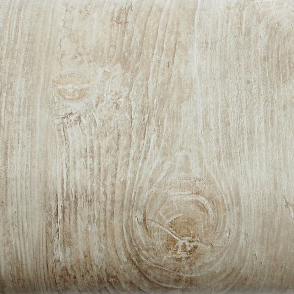 ROSEROSA Peel and Stick PVC Panel Wood Decorative Instant Self-Adhesive Covering Countertop Backsplash Antique Wood PG4150-1 : 1.96 Feet X 8.20 Feet