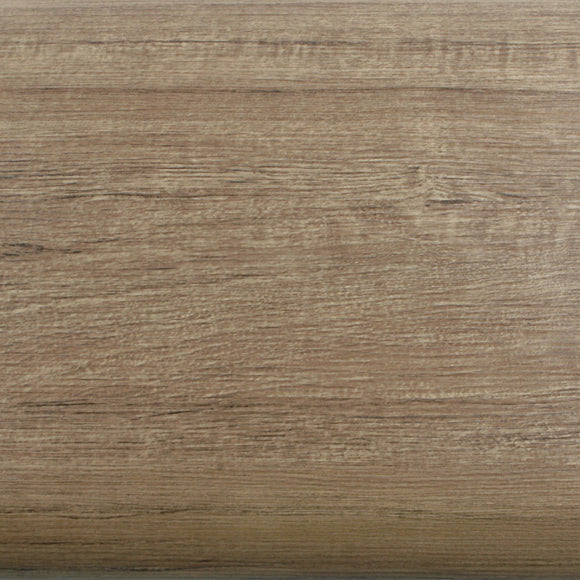 ROSEROSA Peel and Stick PVC Horizontal Teak Self-adhesive Covering Countertop Backsplash PG4345-3