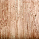 ROSEROSA Peel and Stick PVC Wood Self-adhesive Covering Countertop Backsplash Slice Wood PG4371-2