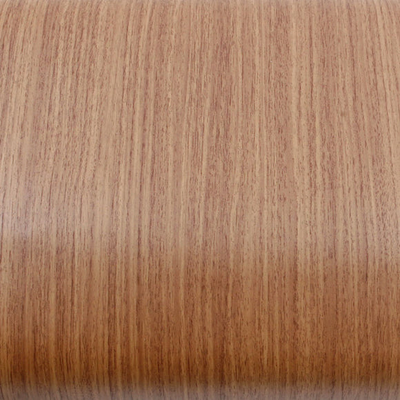 ROSEROSA Peel and Stick PVC Mahogany Instant Self-Adhesive Covering Countertop Backsplash PG4401-11