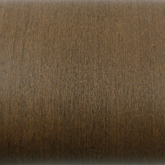 ROSEROSA Peel and Stick PVC Wenge Wood Instant Self-adhesive Covering Countertop Backsplash PG5043-2