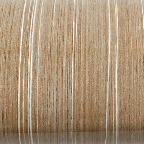 ROSEROSA Peel and Stick PVC Stripe Wood Self-adhesive Covering Countertop Backsplash PGS6026-1