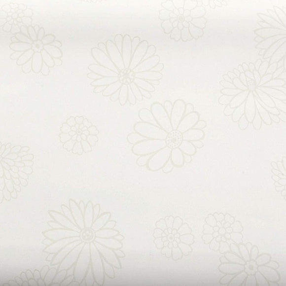 ROSEROSA Peel and Stick PVC Floral Self-adhesive Covering Countertop Backsplash Rafine PGS9121-9